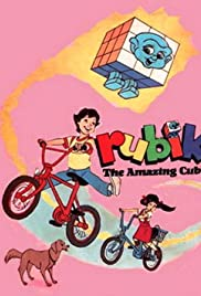 Rubik, the Amazing Cube Poster