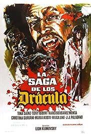 The Dracula Saga(1973) Poster - Movie Forum, Cast, Reviews