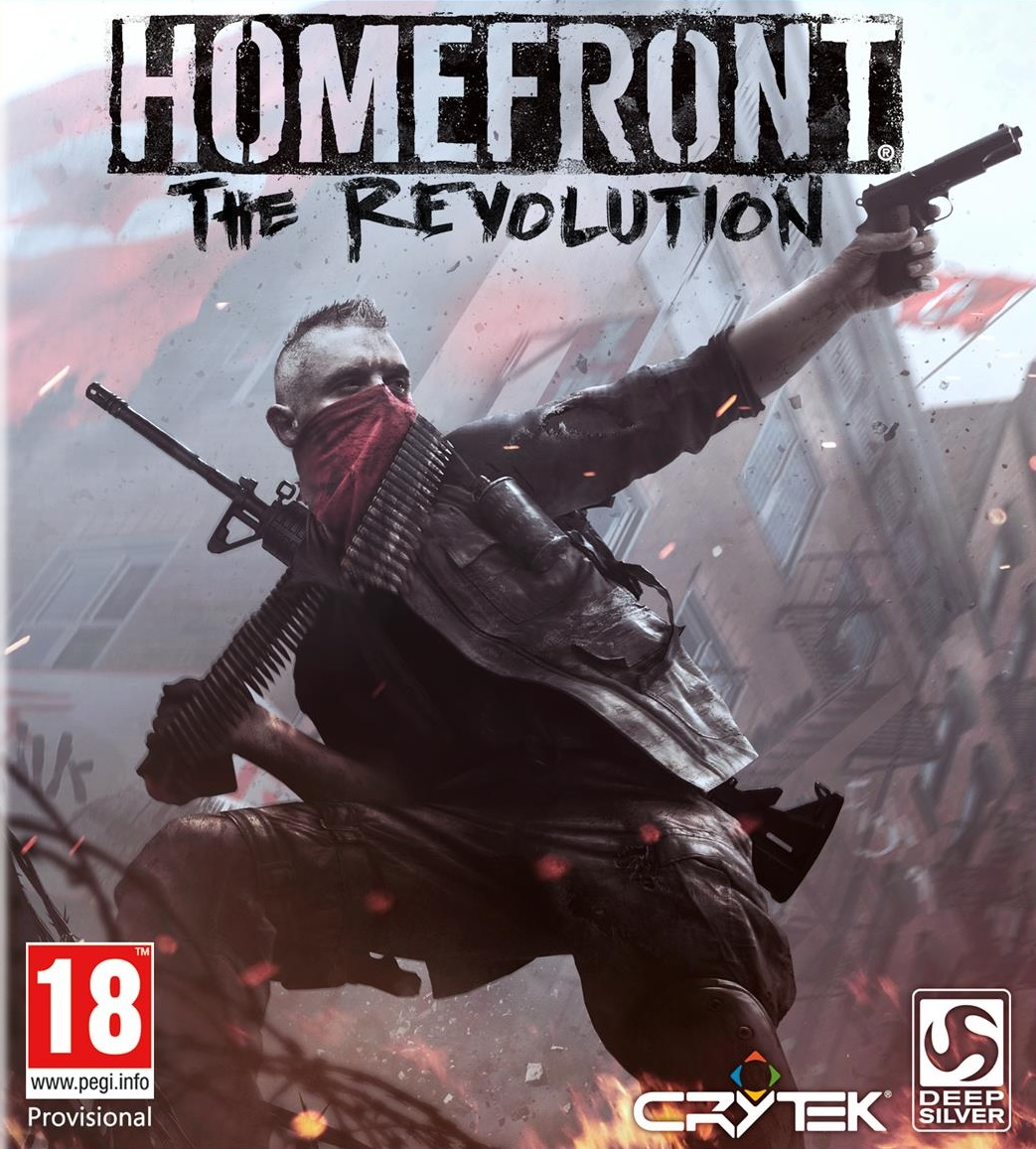 Homefront The Revolution Video Game 20   IMDb
