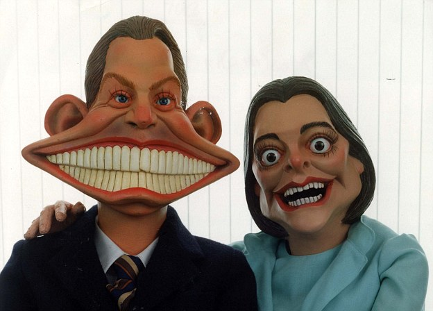 Margaret Thatcher and Spitting Image: we had no idea we would be joined at the hip | Roger Law
