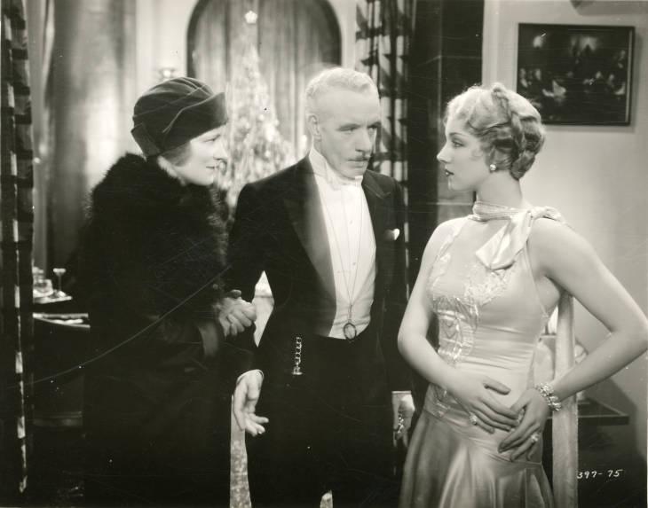 Leila Hyams, Lewis Stone, and Peggy Wood in Wonder of Women (1929)
