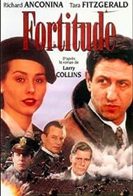 Tara Fitzgerald, Michael York, Richard Anconina, Gary Cole, and James Fox in Fall from Grace (1994)