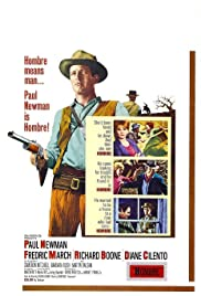 Hombre (1967) Poster - Movie Forum, Cast, Reviews