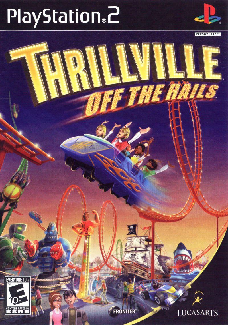 Thrillville: Off the Rails (2007)