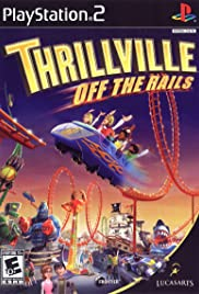 Thrillville: Off the Rails Poster