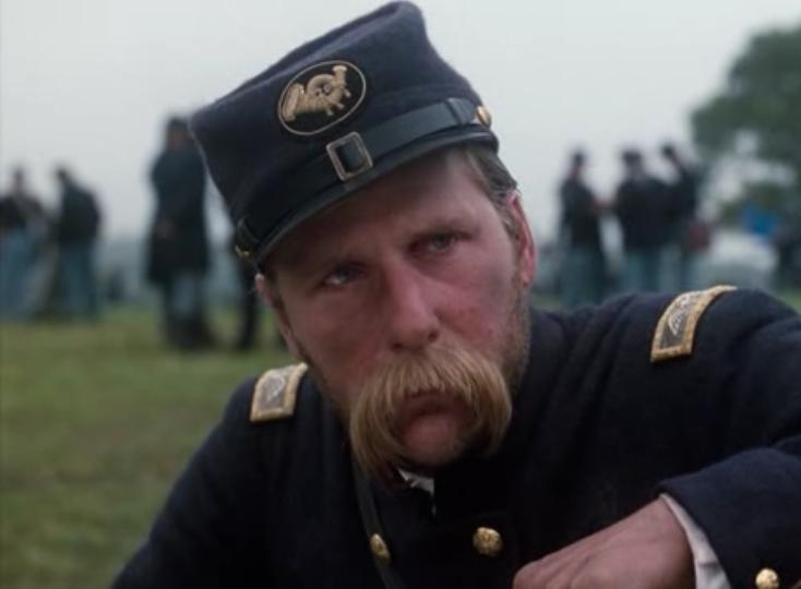 Image result for jeff daniels in gettysburg