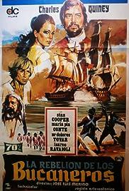 La rebelión de los bucaneros Poster