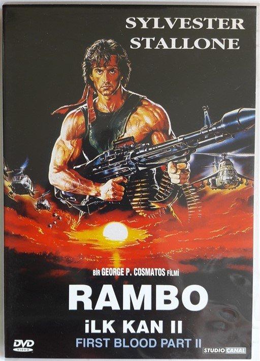 Rambo First Blood Part Ii 1985