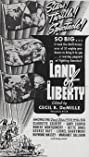 Land of Liberty (1939) Poster