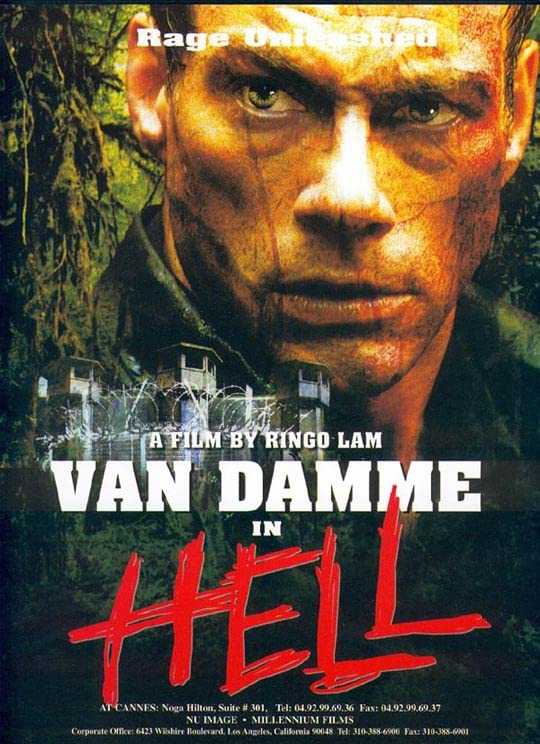 In Hell (2003) Hindi Dubbed