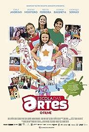 Escola das Artes - o Filme Poster