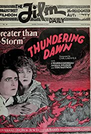 Thundering Dawn Poster