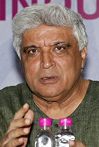 Primary photo for Javed Akhtar
