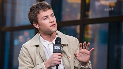 "BUILD: Connor Jessup Is Drawn to Playing ""Moody"" Characters"