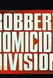 Robbery Homicide Division Poster