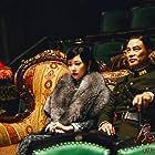 Ruby Lin and Simon Yam in Mo gong mei ying (2016)