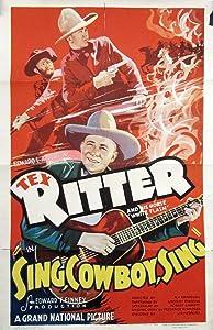 Top downloadable movies Sing, Cowboy, Sing [h.264]