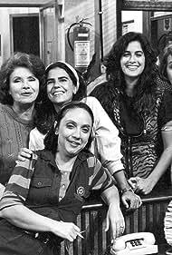 Zilda Cardoso, Cininha de Paula, Eloísa Mafalda, Mayara Magri, and Lúcia Veríssimo in Delegacia de Mulheres (1989)