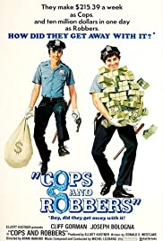 Cops and Robbers (1973) Poster - Movie Forum, Cast, Reviews