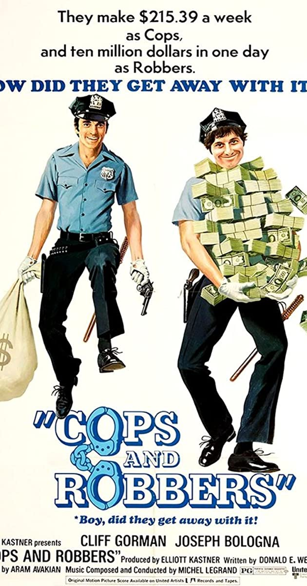 Subtitle of Cops and Robbers