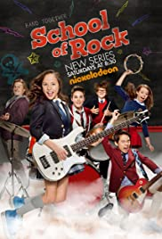 School of Rock Poster - TV Show Forum, Cast, Reviews