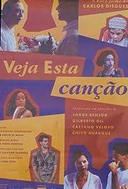 Veja Esta Canção Poster