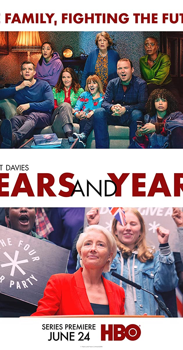 Download Years and Years or watch streaming online complete episodes of  Season1 in HD 720p 1080p using torrent