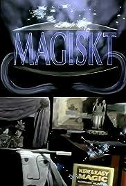 Magiskt Poster