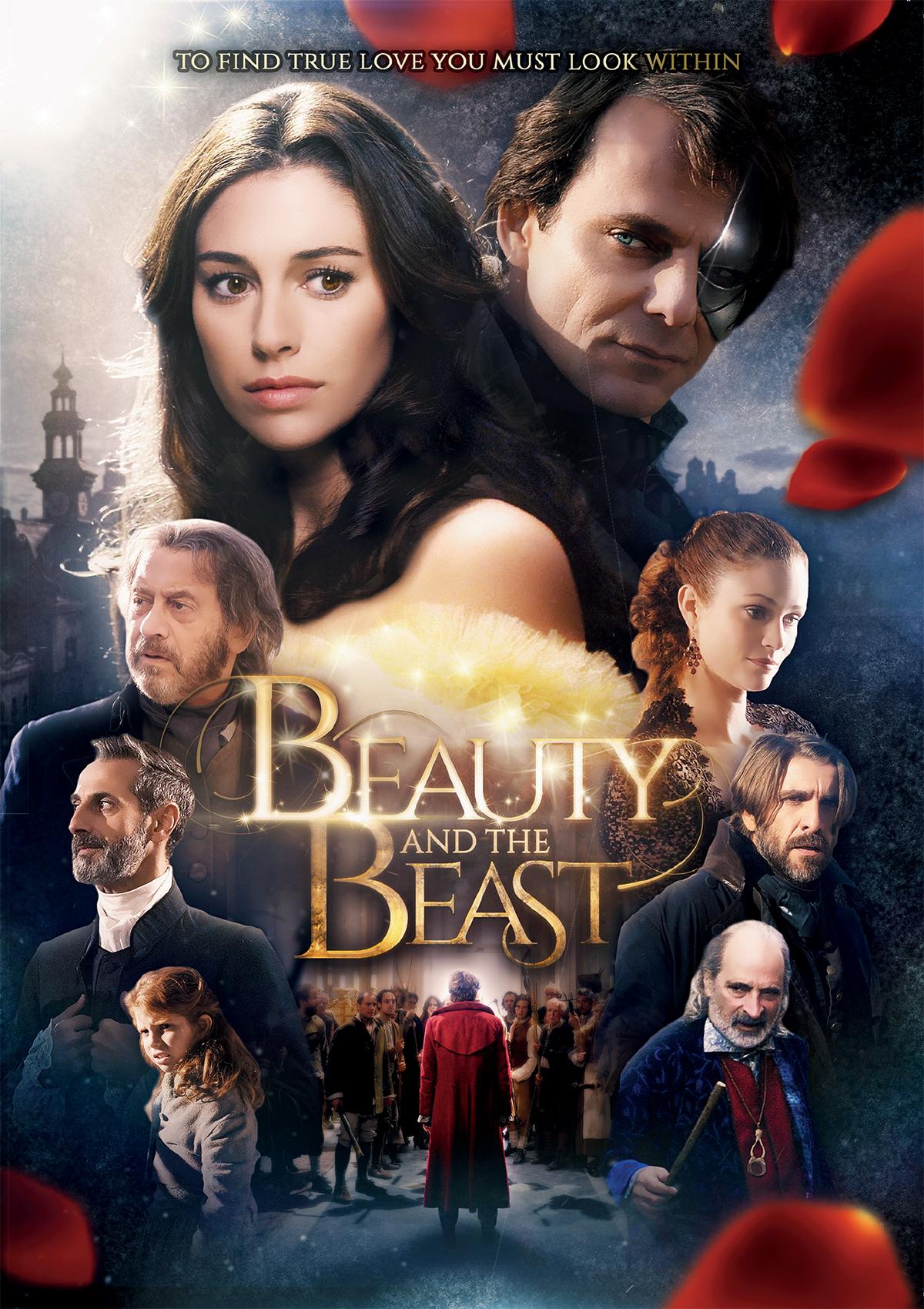 Léa Bosco, Alessandro Preziosi, Blanca Suárez, Alberto Basaluzzo, Jaime Olías, and Giusy Buscemi in Beauty and the Beast (2014)