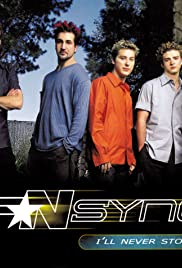 *NSYNC: I'll Never Stop Poster