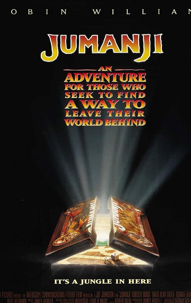Free Download Jumanji Full Movie