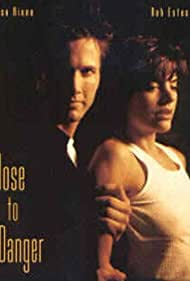 Rob Estes and Lisa Rinna in Close to Danger (1997)