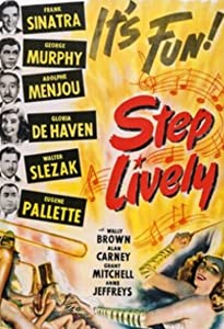 The movie trailer download Step Lively by Richard Whorf [2160p]
