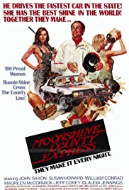 Moonshine County Express (1977) Poster - Movie Forum, Cast, Reviews