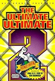 UFC: Ultimate Ultimate 1996 Poster