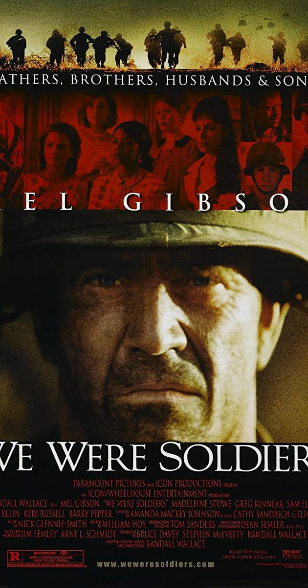 Subtitle of We Were Soldiers