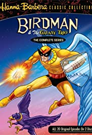 Birdman Poster - TV Show Forum, Cast, Reviews