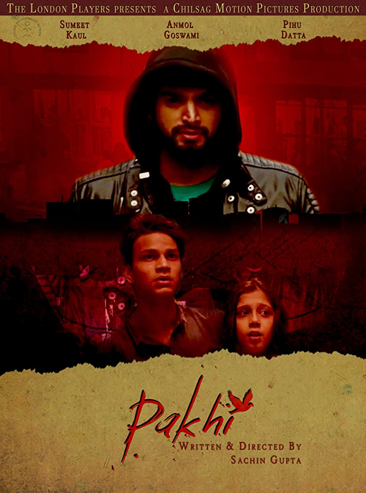 Pakhi 2018 Hindi Movie WebRip 250mb 480p 700mb 720p