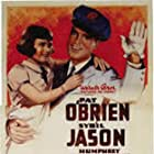Pat O'Brien and Sybil Jason in The Great O'Malley (1937)