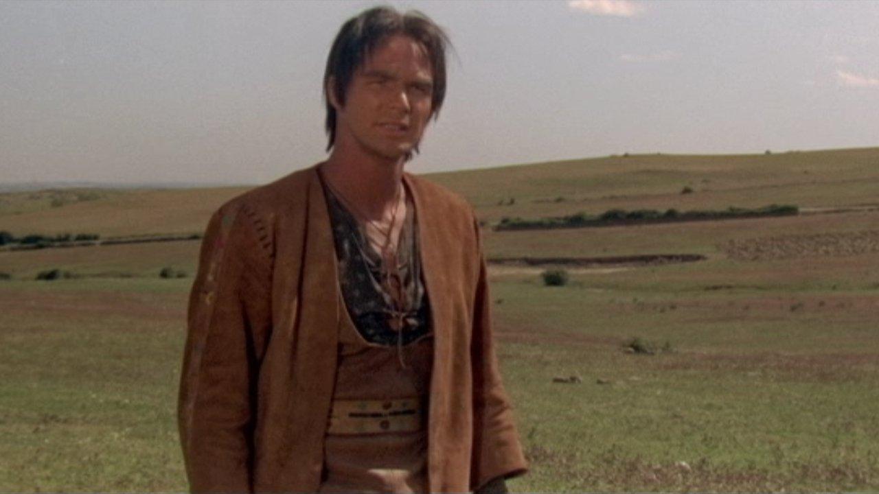 Burt Reynolds in Navajo Joe 1966