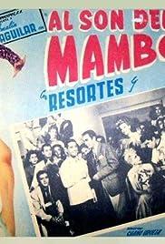 Al son del mambo Poster