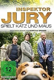 Inspektor Jury spielt Katz und Maus Poster