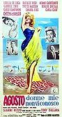 Agosto, donne mie non vi conosco (1959) Poster