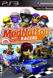 ModNation Racers Poster