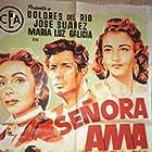 Señora ama (1955)