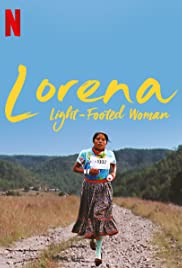 Lorena, Light-footed Woman Poster