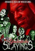 Branded Outlaw Wrestling: Yuletide Slayings