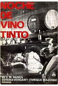Enrique Irazoqui and Serena Vergano in Noche de vino tinto (1966)