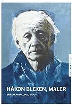 Håkon Bleken, maler
