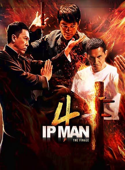 Ip Man 4: The Finale (2019) Hindi Dubbed
